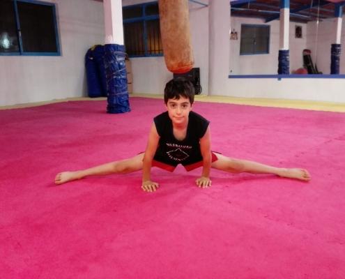 ورزش رزمی کودکان